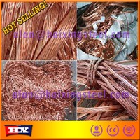 copper scrap chile/Copper millberry 99.9%/In stock