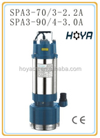 Sea Water Drainage Pump