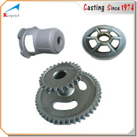 OME foundry cast iron casting with best price per kg iron