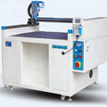 environmental water-base adhesive gluing machine