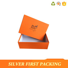 Hot sell custom made cheap plain cardboard logo printing shoe paper boxes packaging