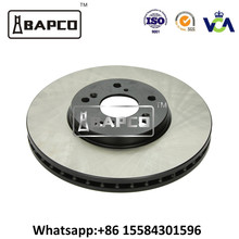 Car part disco de freno brake disk OEM 4351244020