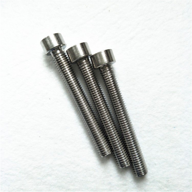 Hastelloy C-276 (2.4819 ) socket head cap screw, din912 or machined parts as drawings