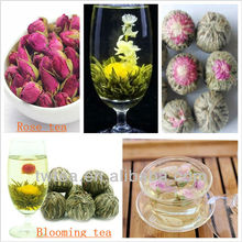 Artistic flower fairy Chinese blooming tea balls
