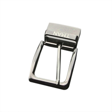 wenzhou manufacture hot sell high quality custom logo iron belt blank belt clasp buckle