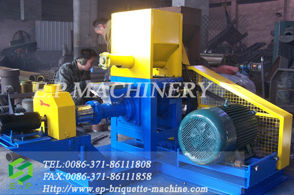 180-250 kg/h animal / fish food pellet machine with high nutrition