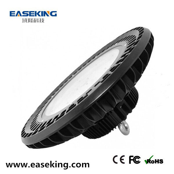 UFO shape project 150w led high bay light housing