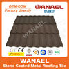 Bond Gazbo roof/stone coated eagle roof tile/heat insulation galvalume roof tile