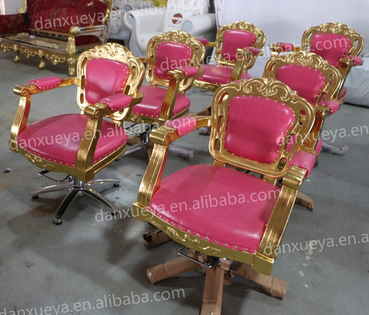 wholesale luxury hair cutting chairs price