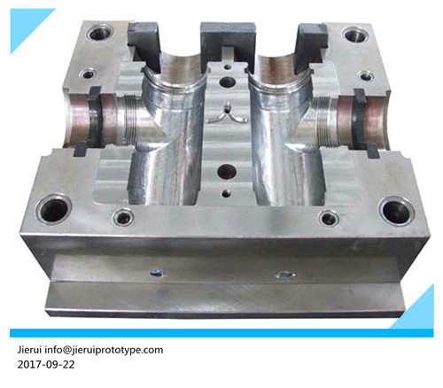 CNC machining parts / cheap injection 3d printer rapid plastic mold / prototypes in plastic