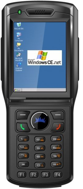 TS-800 windows mobile handheld pda with thermal printer
