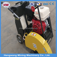 Hand-Held Road Cutting Machine With 120mm Cutting Depth