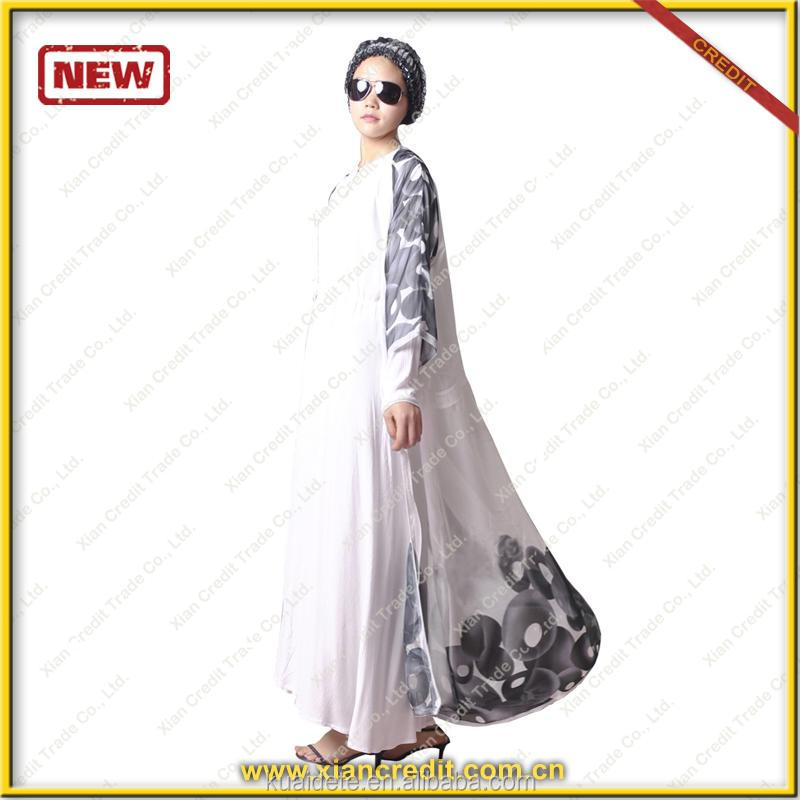 Latest elegant Islamic women clothes Muslim fancy women Abaya islamic abaya and hijab