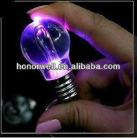 HW-UM098 special gadget colorfull bulb lamp usb pendrive for promotion gift with free packing