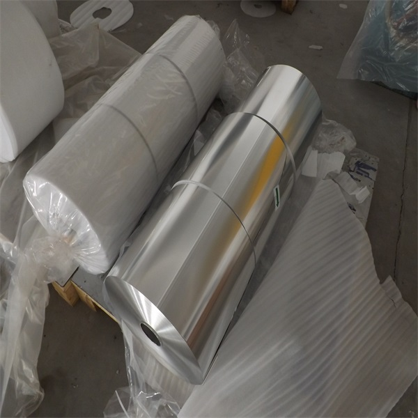 High Quality Colorful Aluminum Foil Roll Price