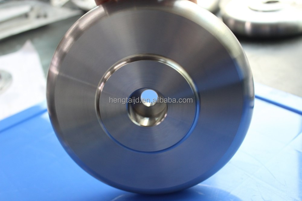 Precision custom steel cnc machining part wire edm service