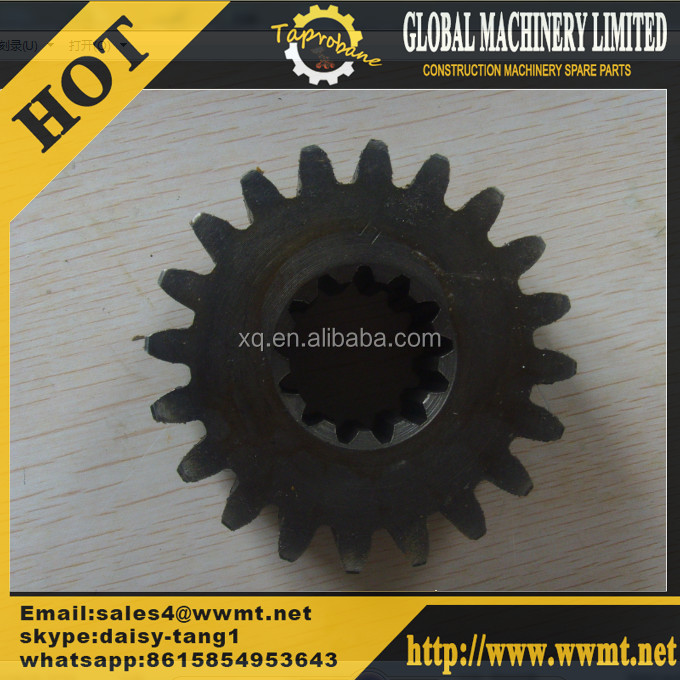sun gear ZL15F.2-5/7200000195 used in LG918 wheel loader