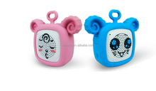 Cartoon Bluetooth Speaker with Silicon Sleeve
