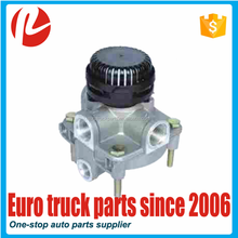 European truck auto spare parts oem 9730110040 trailer air brake relay valve for MB DAF