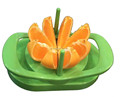 Good Quality Manual Lemon Lime Slicer Orange Slicer Cutter