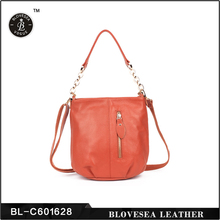Alibaba Good Supplier Wholesale Fashion Leather Women Crossbody Bag