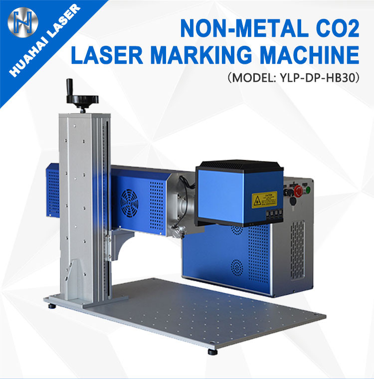Cheap and Hot Co2 Laser Printing Machine For T-shirt Logo With High Quality