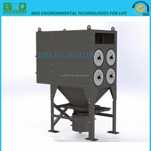 Anti Explosion type Industrial dust collector for flour factory