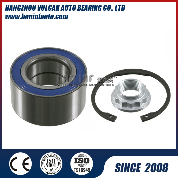 CHINA BEARING FACTORY TS16949 auto spare parts wheel bearing VKBA1459 33411124358 wheel bearing kit