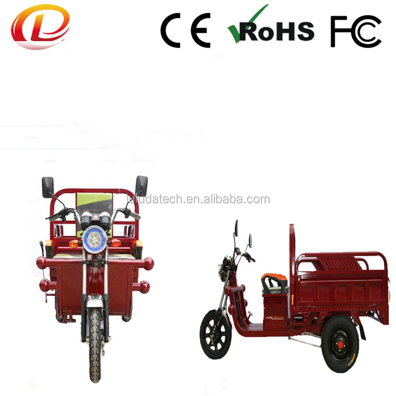 Tricycle electric cargo bike China
