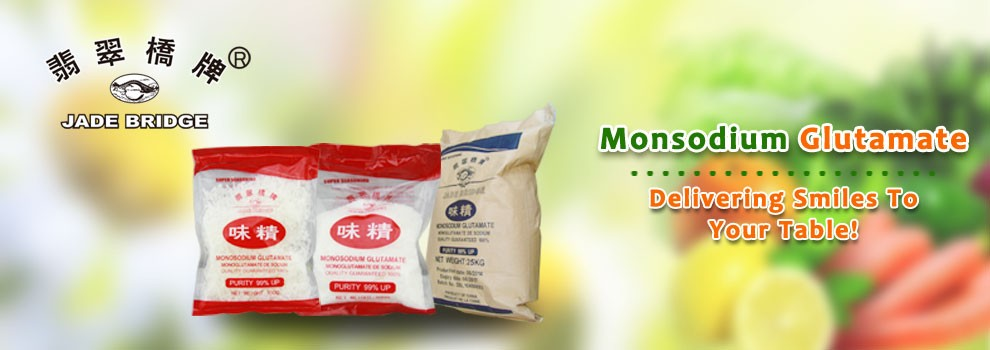 china monosodium glutamate 99% msg