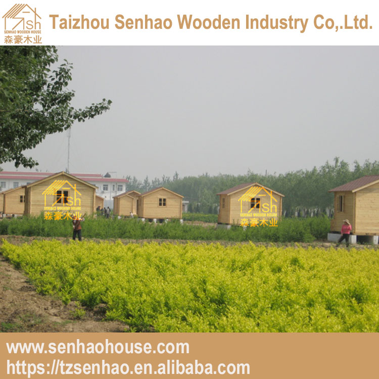 China supplier prefabricated laana timber framed house