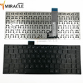 Original Notebook Keyboard Spanish For Asus x402 SP Layout Black