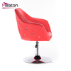 Design Counter Bar Chair Leather Relax