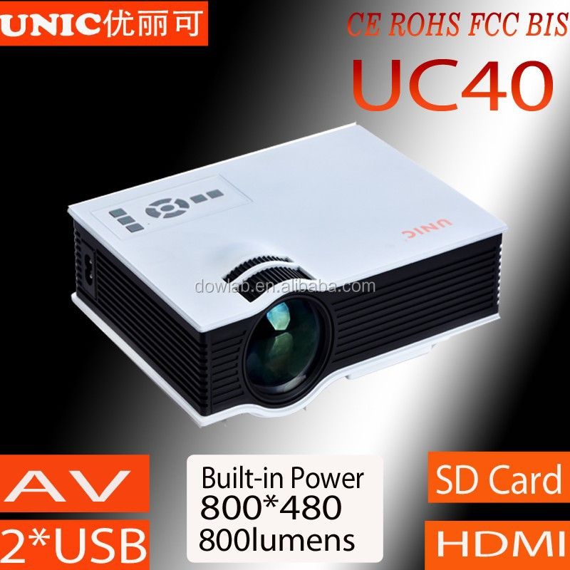 2015 Newest competitive 800*480,800lumens 3d 1080p support entertainment projector,video projector, 1080p 3d projector