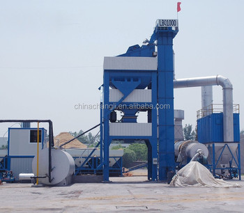 240T/H High quality LB3000 stationary asphalt mixing plant for sale