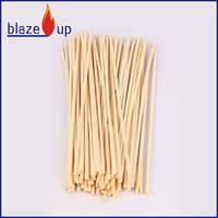 Poplar wood splinter,ecological wood match stick