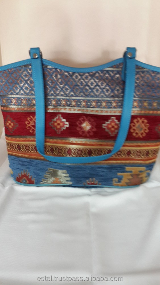 Turkish bags and hand bags supplier for sale E100055