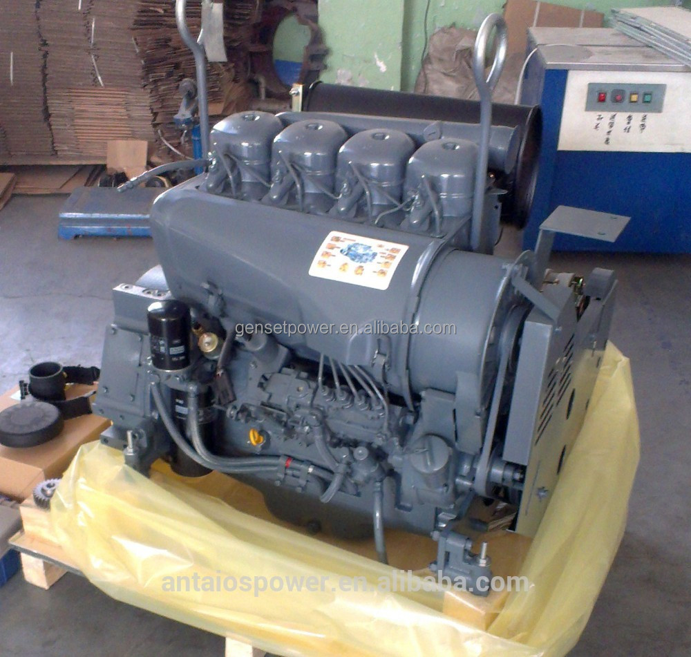 Deutz F4L913 air cooled 4 cylinder diesel engine for sale
