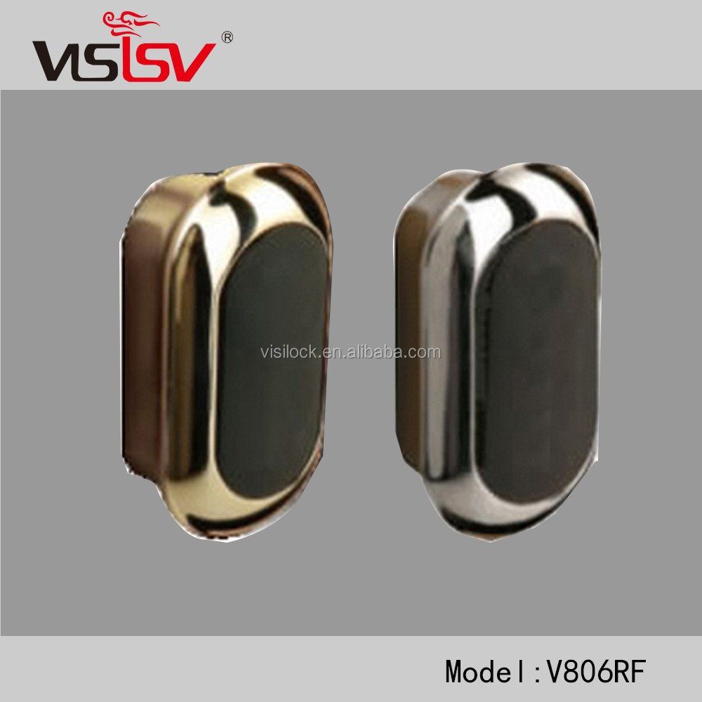 Visisv-Waterproof hidden Digital RFID cabinet lock , for gym spa swimming pool locker lock