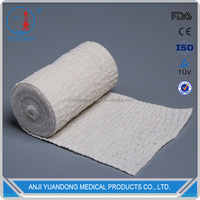 YD70012Colored Cotton High Elastic Bandagein color box series (latex free)