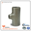 high quality carbon steel tee pipe joints pipe tee joints