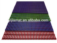 South Korea market plastic tube mat