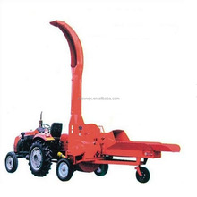 Hay cutter with diesel engine and tractor functionality