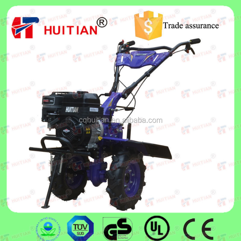 HT1000A Three Forward 6.5HP Petrol Agricultural Italian Tiller Manufacturers