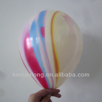 color rainbow balloon