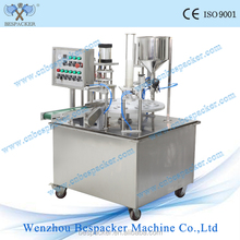 XBG-900I cup filling and sealing machine for potato chips