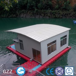extreme durability house on water from china