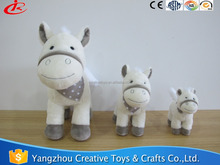 donkey stuffed toy China soft baby cute toy plush donkey plush donkey