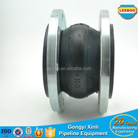 Galvanized Union Type Rubber Expansion Flexible Joint