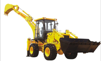 WZ30-25 Tractor with front end loader and backhoe